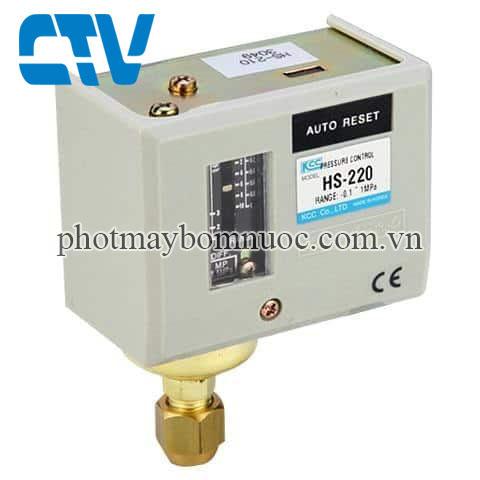 Công tắc áp suất Hàn Quốc HS 220
