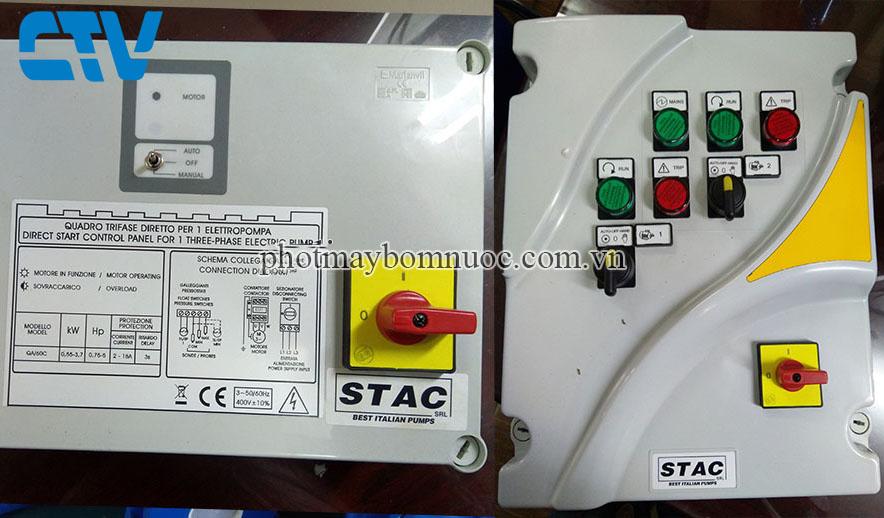 Tủ điện, Tủ điện Stac - Italy